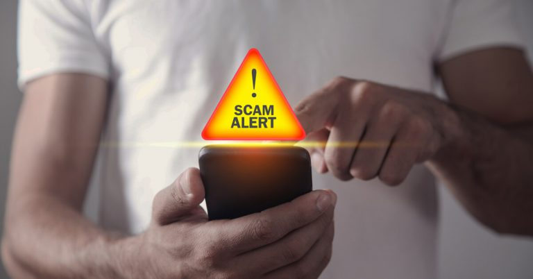 Online scams in Singapore