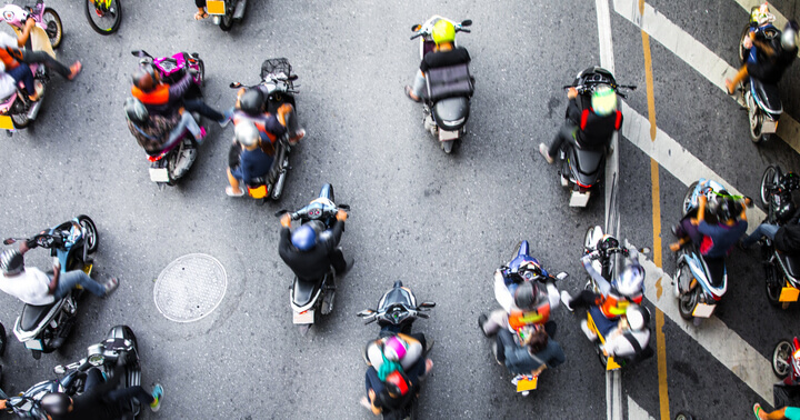 Annual road tax is something to consider when calculating motorcycle cost