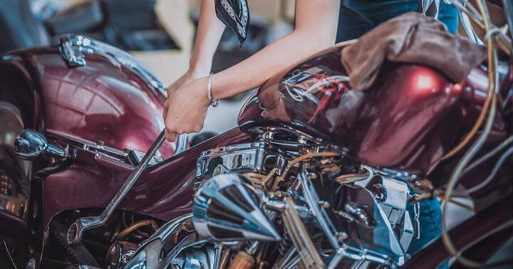 Servicing is an important aspect of riding a motorcycle and it should be considered in the cost as well