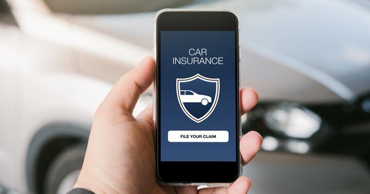 Contact your Car insurer